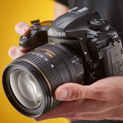 دوربین دی اس ال آر DSLR