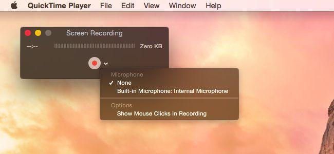 ضبط صفحه نمایش مک
