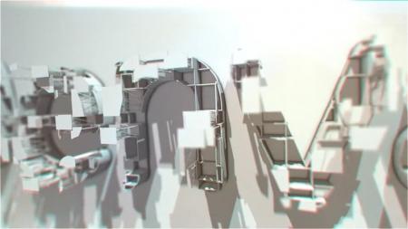 قالب آماده پروژه افترافکت لوگو architect-logo
