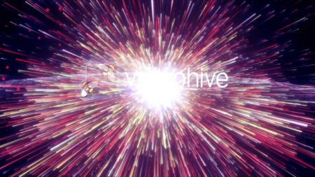 قالب آماده پروژه افترافکت لوگو big-bang-logo