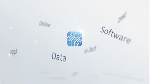 قالب آماده پروژه افترافکت لوگو corporate-keywords-logo