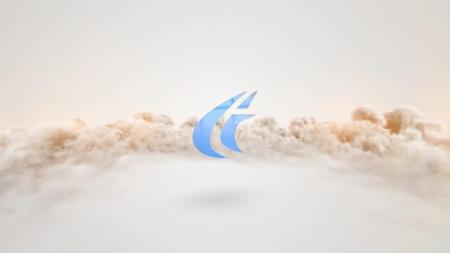 قالب آماده پروژه افترافکت لوگو clean-impact-logo
